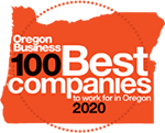100 Best Companies to work for in Oregon 2020