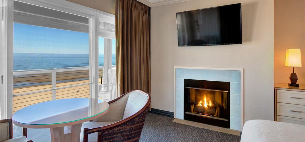 Oceanfront View Rooms