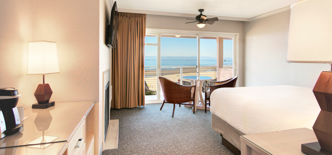 Oceanview Rooms