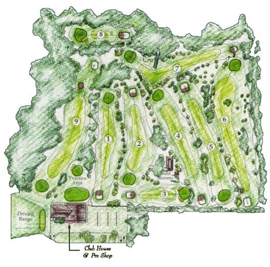 Newport Oregon Area Golf Courses