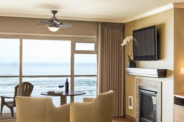 CB Queen Oceanfront View
