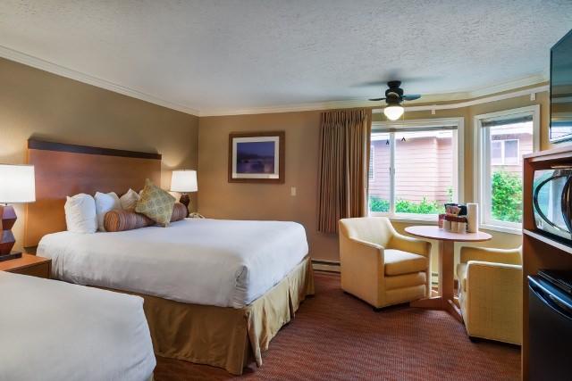 Cannon Beach Non-View room