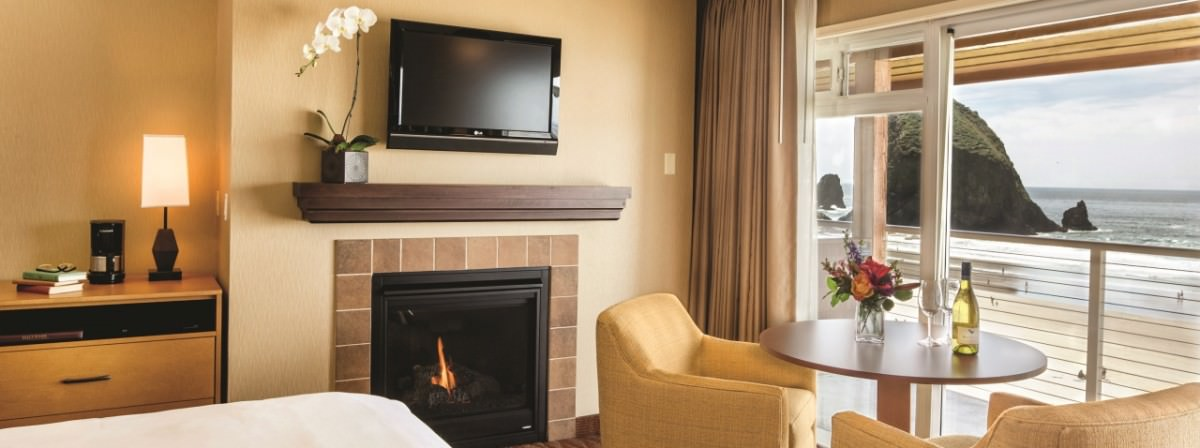 Hallmark Resort Hotels Pet Friendly In Cannon Beach Oregon