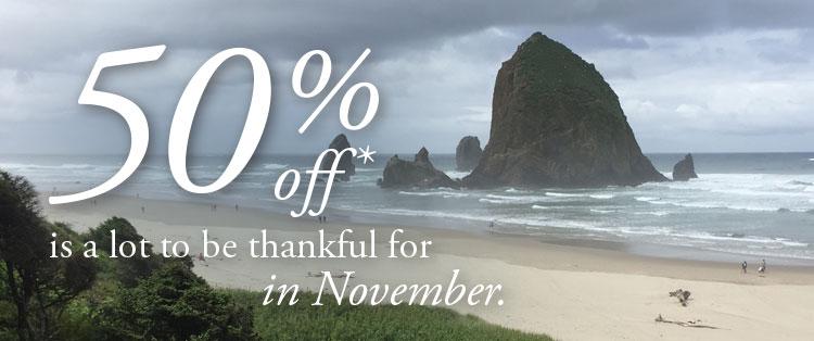 November Web Special