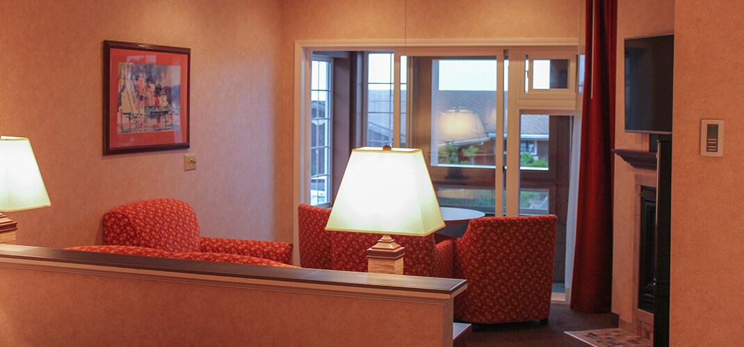 Offsite Hallmark Suites Interior