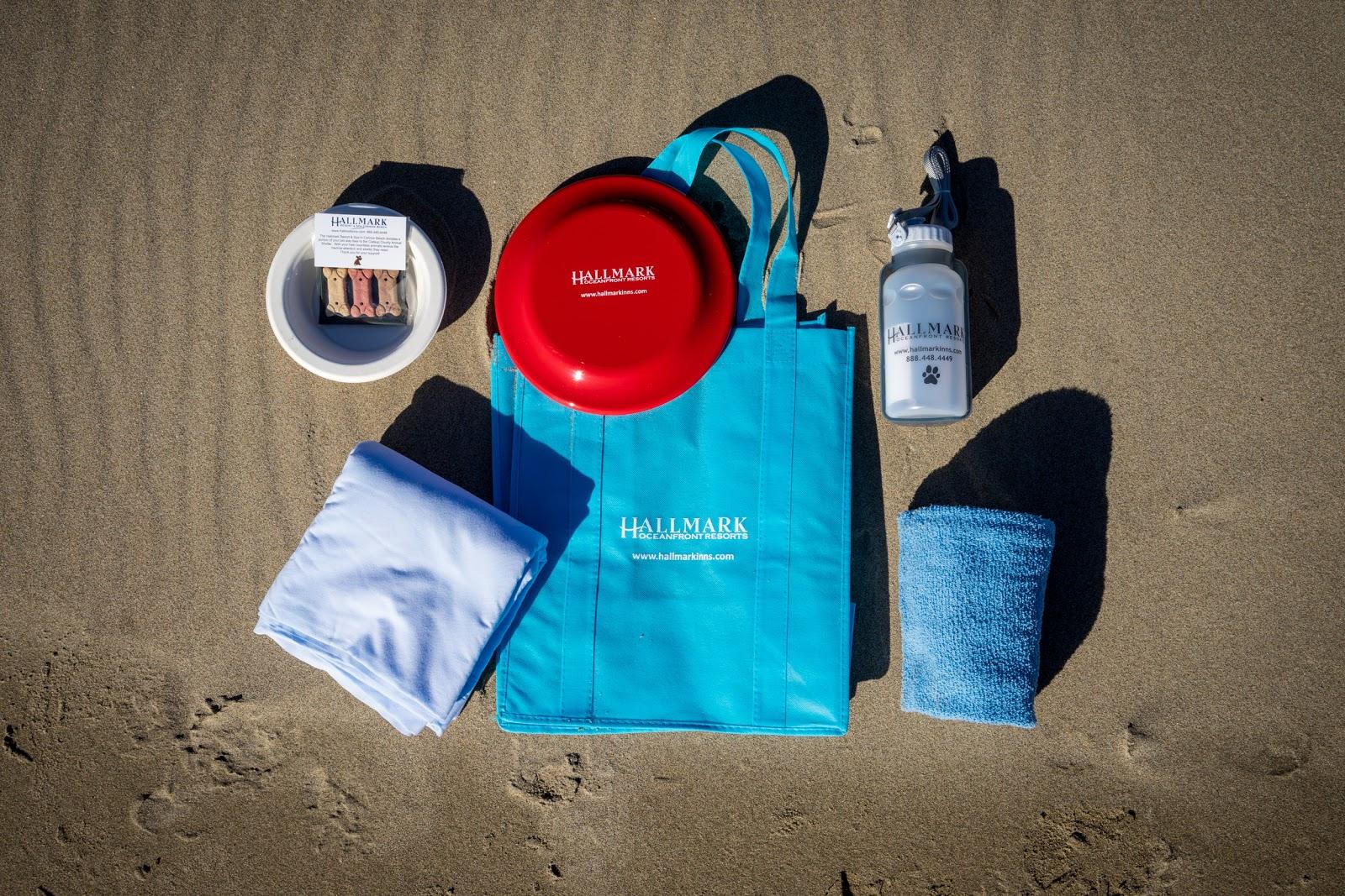 Hallmark Resort's pet package