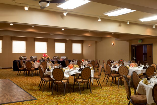 Meeting and conference space at Hallmark Resorts Newport