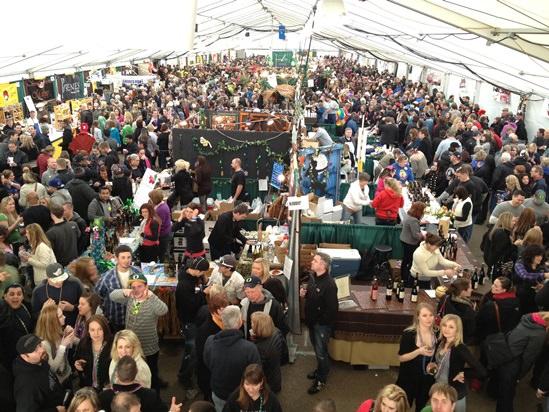 Newport Seafood Wine Festival