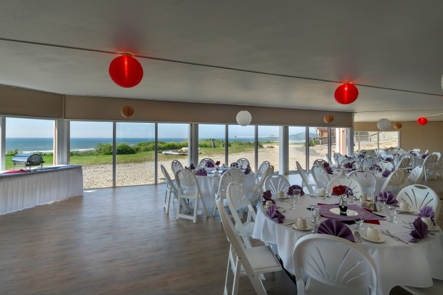 Sunset Gallery event space at Hallmark Resorts Newport