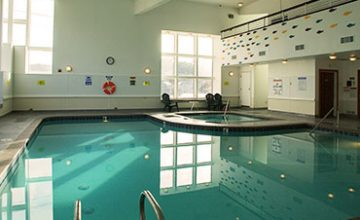 Recreational Facility with Saltwater Pool