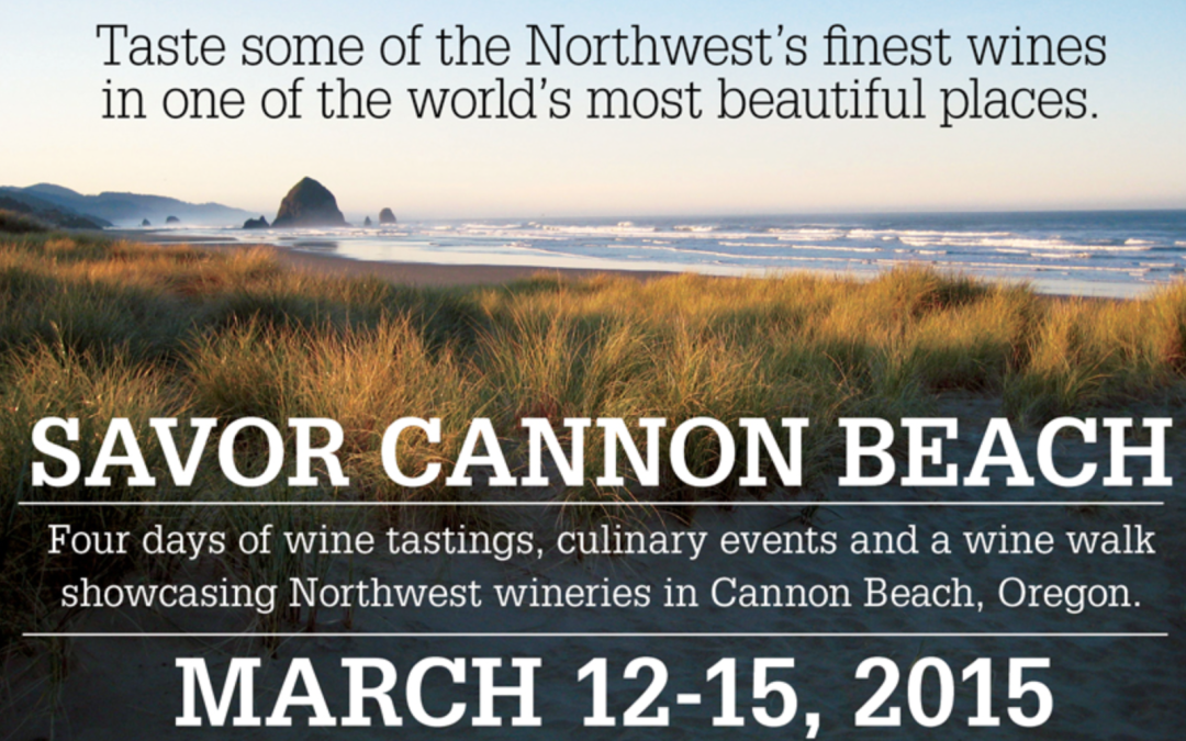 Stay at Hallmark Resorts for 2015 Savor Cannon Beach Event
