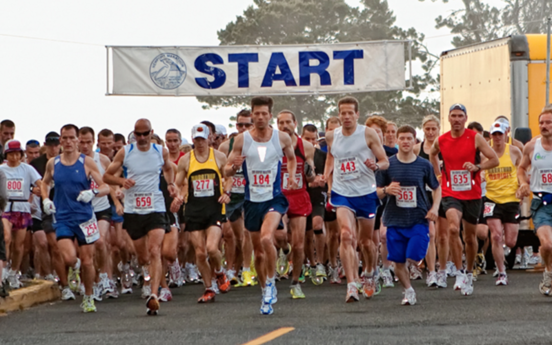 Newport Marathon and Half Marathon