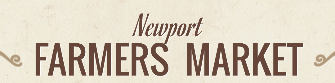 Newport Farmers Market : Saturdays May-Oct