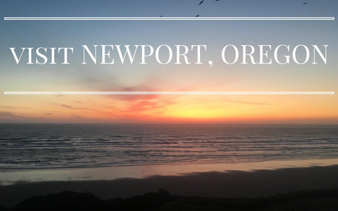 Newport, Oregon in June!