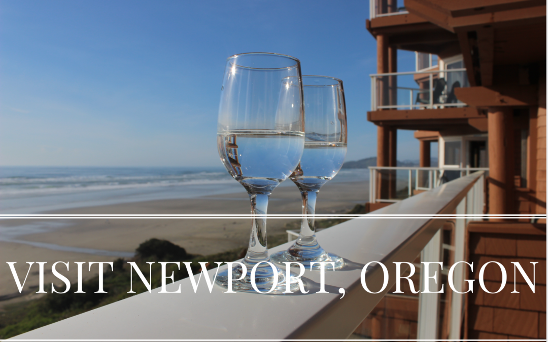 Newport, Oregon in July!