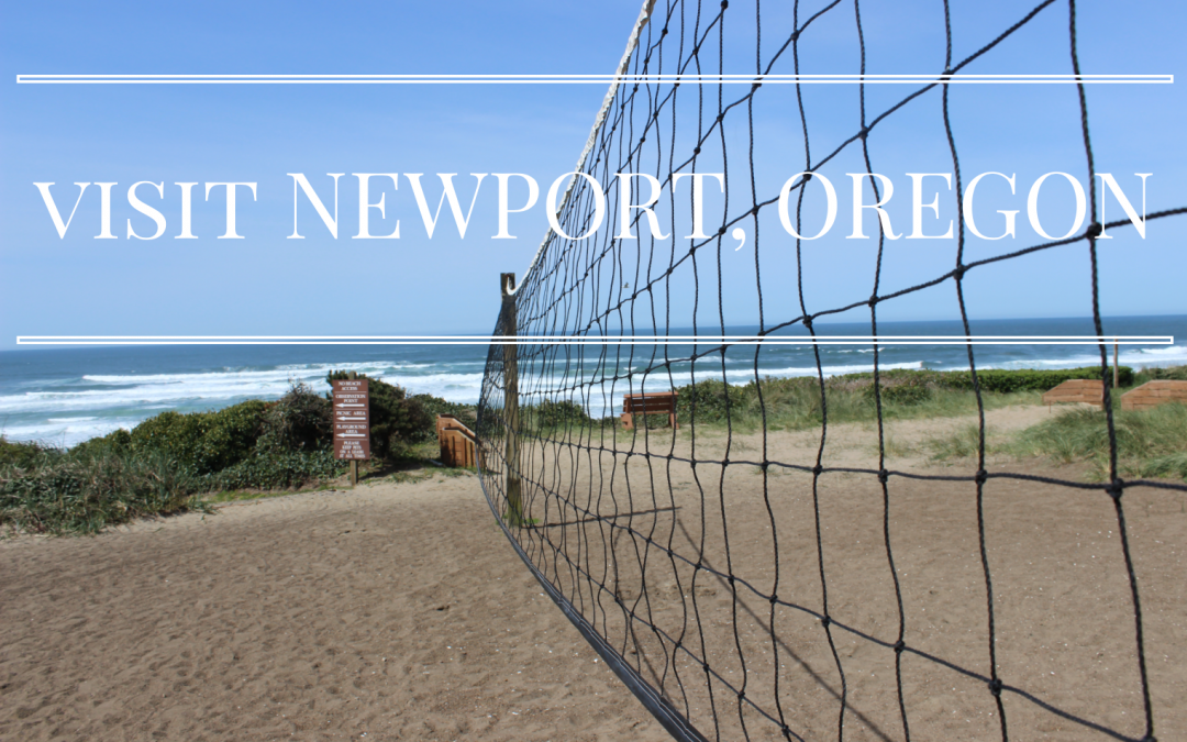 Newport, Oregon in September!