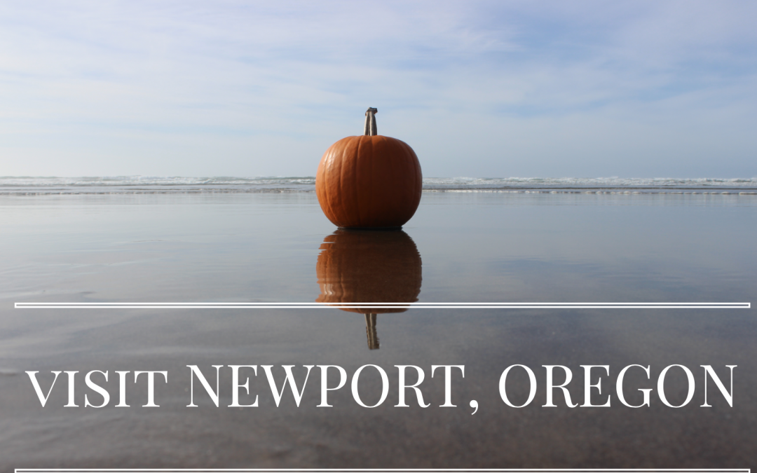 Newport, Oregon in October!