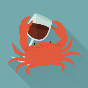 Newport Oregon's Seafood and Wine Festival happens every February