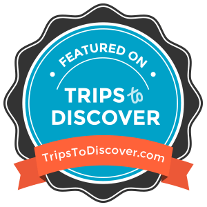 Featured on Trips to Discover - Tripstodiscover.com