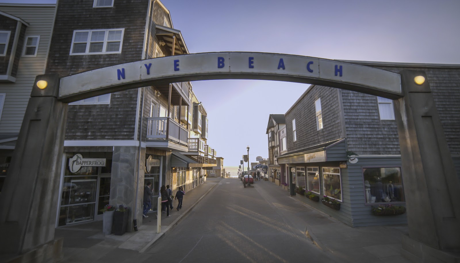 Newport's Nye Beach historic overlay district