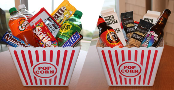 March Movie Night Package